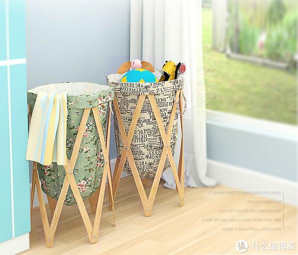 这些脏衣篮让家由凌乱变整洁!蜡笔教你618选购脏衣篮