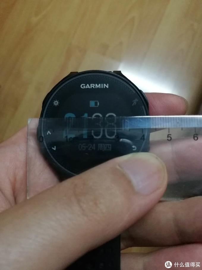 首篇众测::Garmin佳明 多功能GPS跑步手表