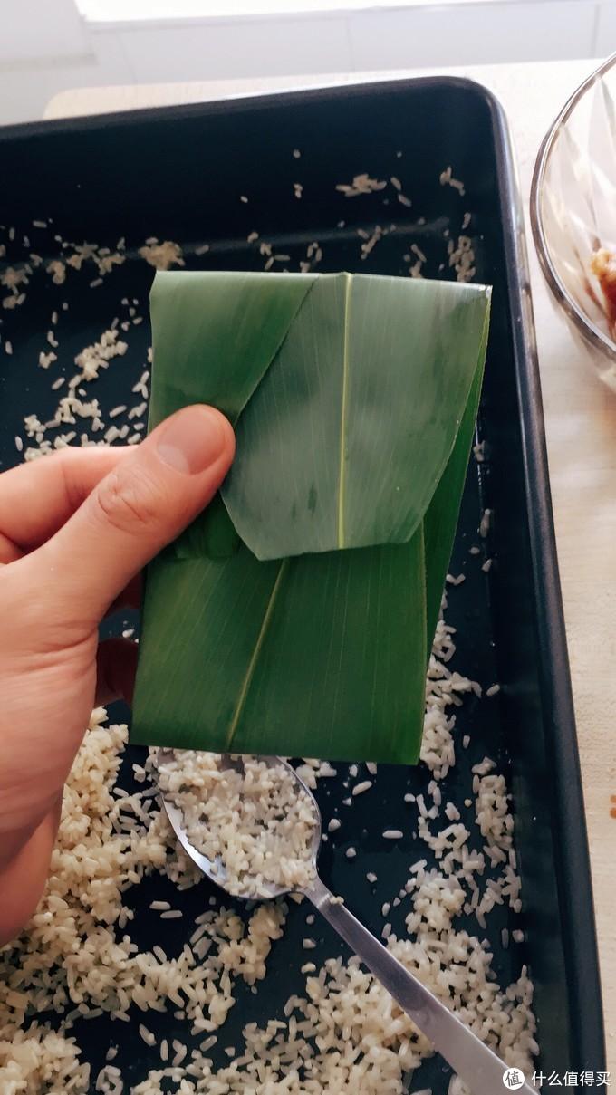 """一捧糯米,三两粽叶,""""粽""""情当自制"""
