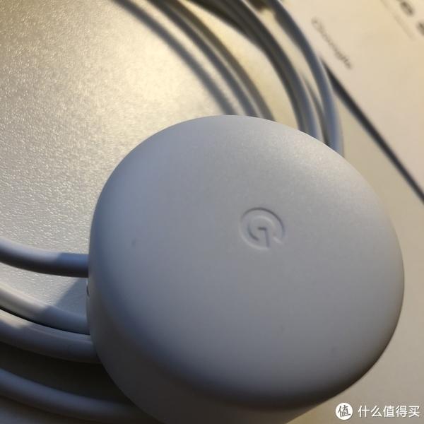一个带了音响的人工智能—Google 谷歌 home mini 智能音箱 开箱简评