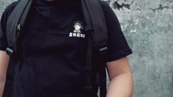 米家有品 双肩包开箱设计(胸带 B面 A面 拉链 肩带)