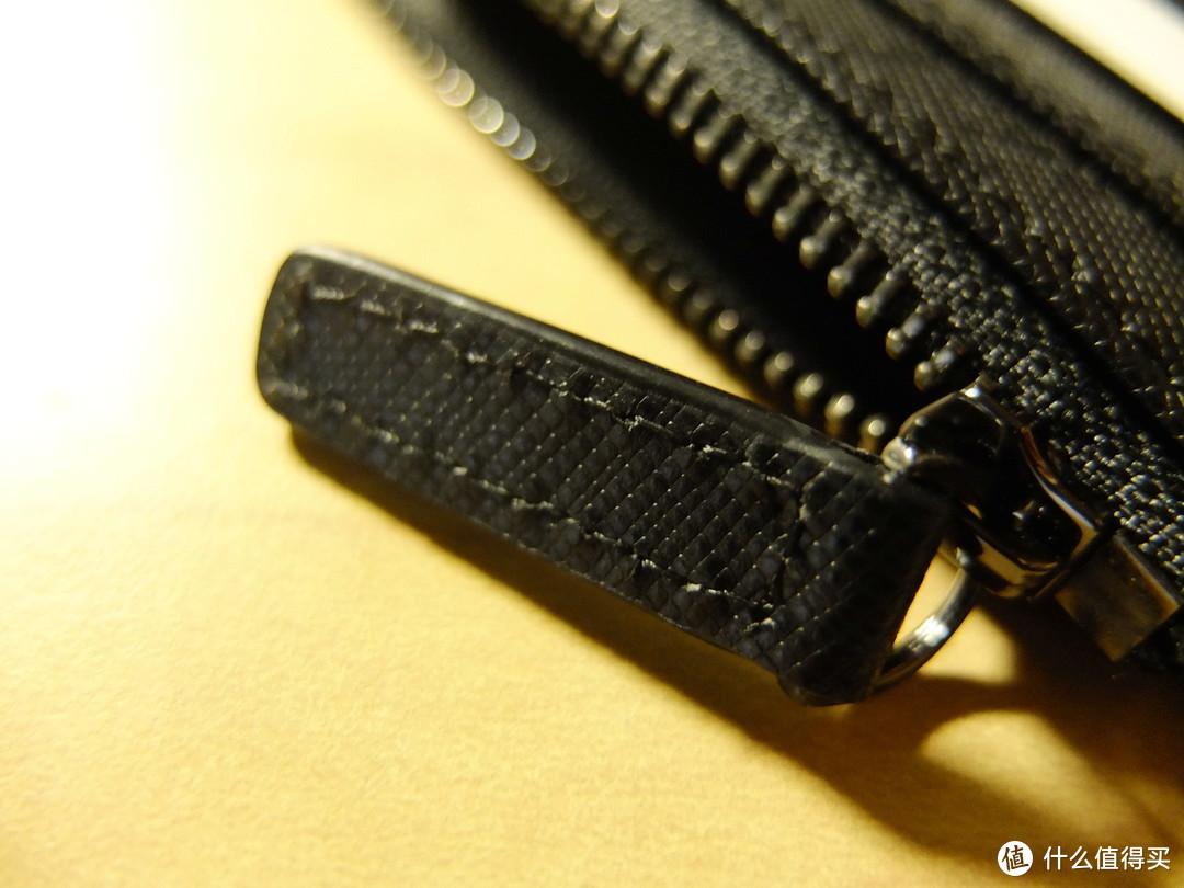刚刚够用的迷你零钱包—MI 小米 90分 真皮零钱包晒单