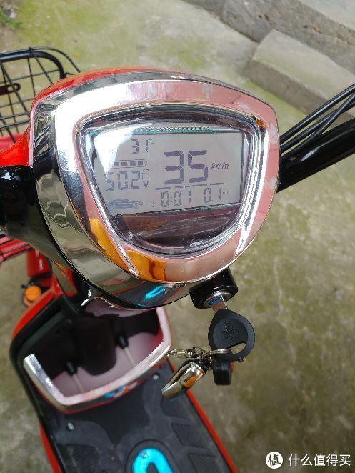 普通电动自行车改数显仪表,速度里程电压一目了然