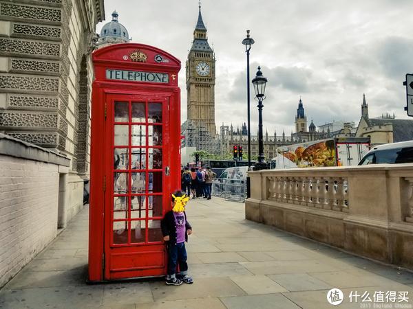 伦敦的一日