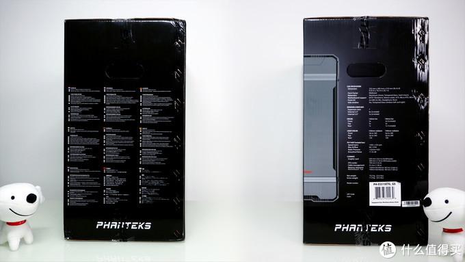 直男美学:PHANTEKS 追风者 ETG 515流光银 机箱