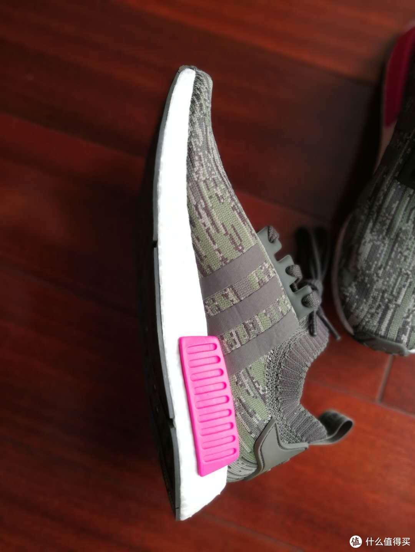 小椰子与迷彩boost:Adidas 阿迪达斯 小椰子休闲运动鞋跑步鞋