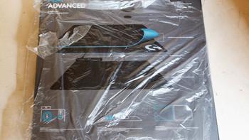 罗技G POWERPLAY无线充电鼠标垫产品开箱(数据线|充电币|包装)