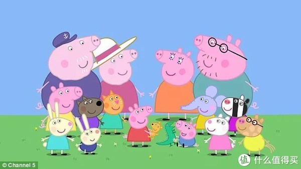 《粉红猪小妹》(Peppa Pig)