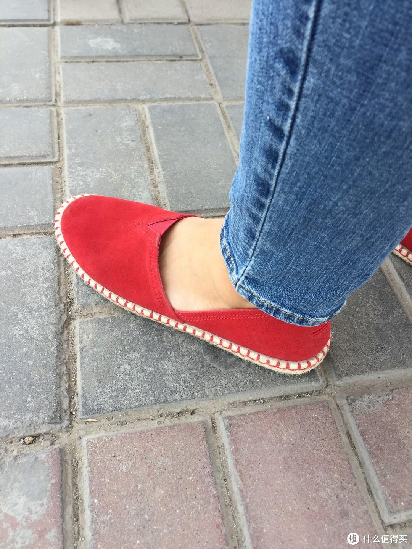 有点丑,但很舒服的SKECHERS 斯凯奇 BOBS 女士休闲鞋晒单