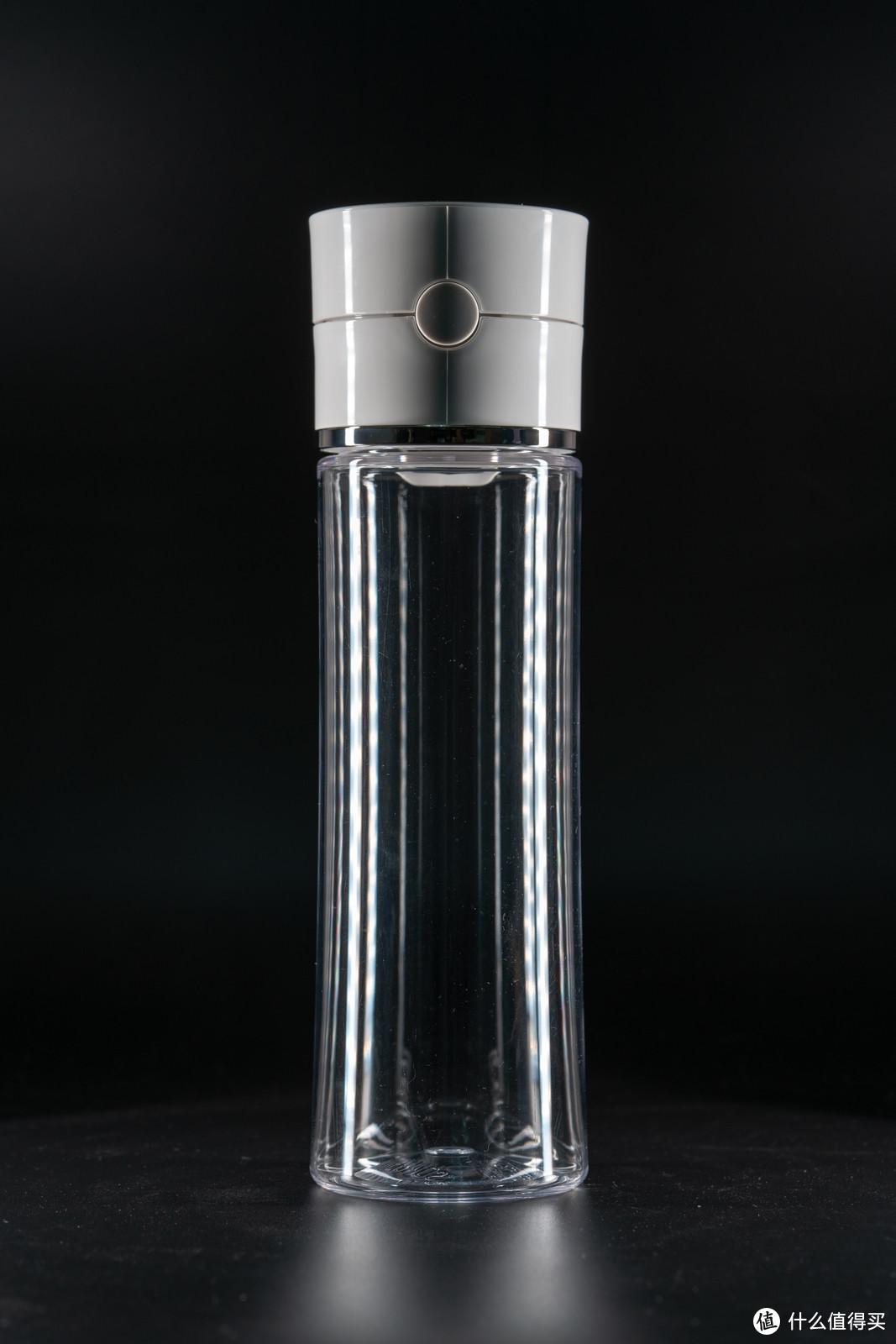 THERMOS 膳魔师 Tritan Hydration 单手开启透明水杯开箱