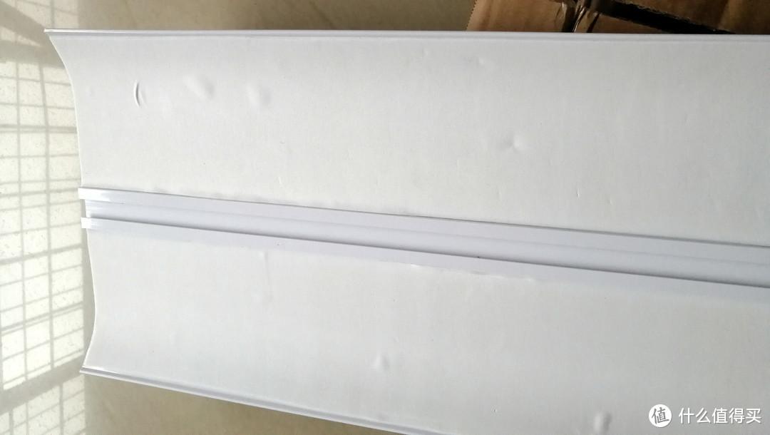 9.9元包邮的空调挡风板晒单