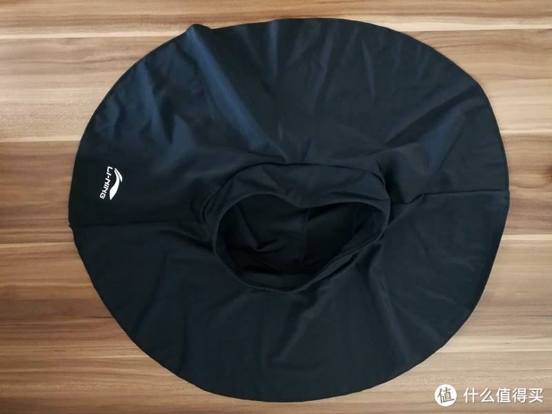 LI-NING 李宁 LSLN338-1 分体裙式小香风泳装 开箱