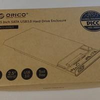奥睿科 2139 全透明 移动硬盘盒开箱总结(优点 缺点 价格 包装)