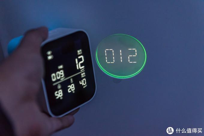 家里的甲醛和pm2.5了如指掌!西门子西睿空气检测仪 体验测评!