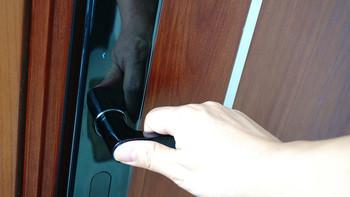 绿米 S2 智能门锁产品设计(指纹识别|把手|旋钮|锁芯)