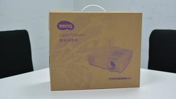 BenQ 明基 E560 商务投影机外观展示(按键 出风口 接口 底座)