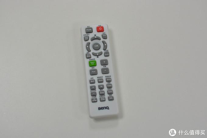 无缝衔接商务和娱乐—BenQ 明基 E560 投影仪使用评测
