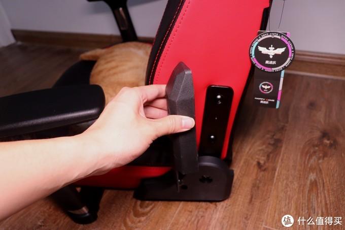 详评电竞椅功能点(内附动图),赛途乐电竞椅使用评测报告!