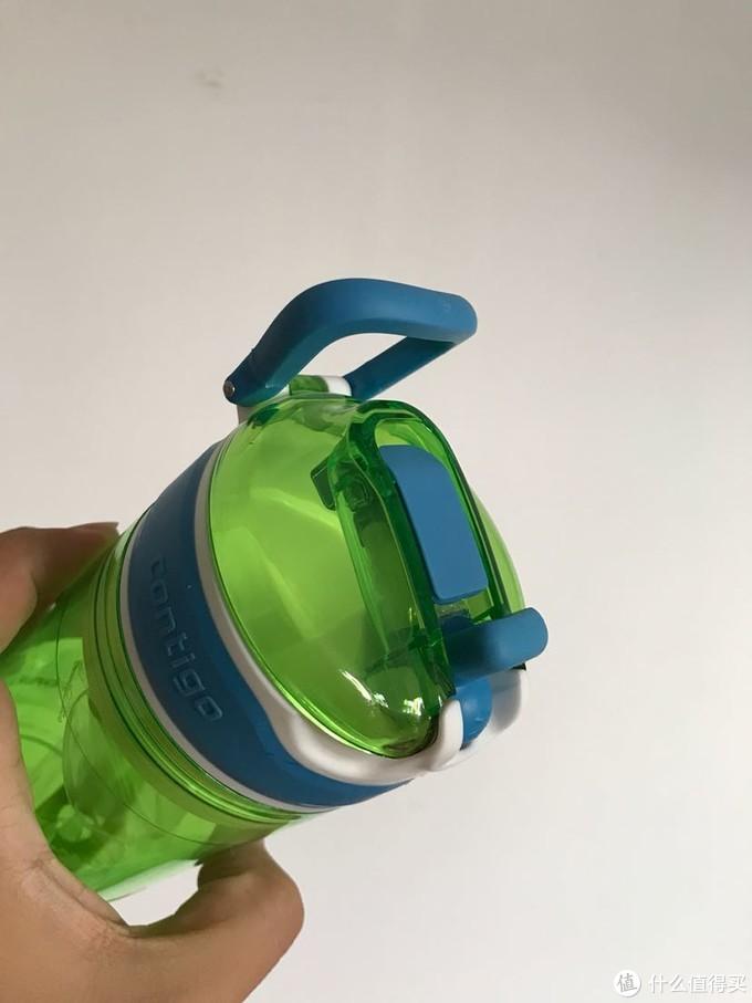 美国康迪克带食物盒儿童吸管杯开箱晒物