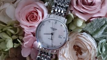 浪琴 博雅系列 L4.309.4.78.6 女士机械手表使用总结(机芯 防水)