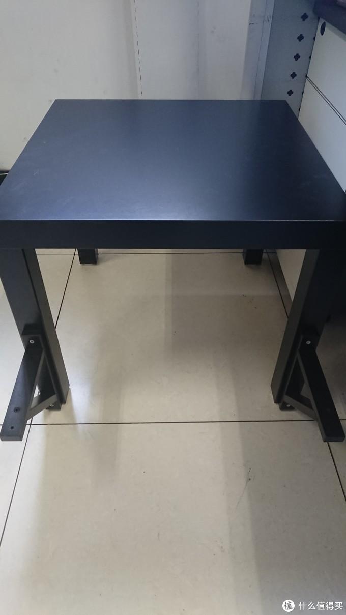 总价108元,超低成本制作站立式办公桌