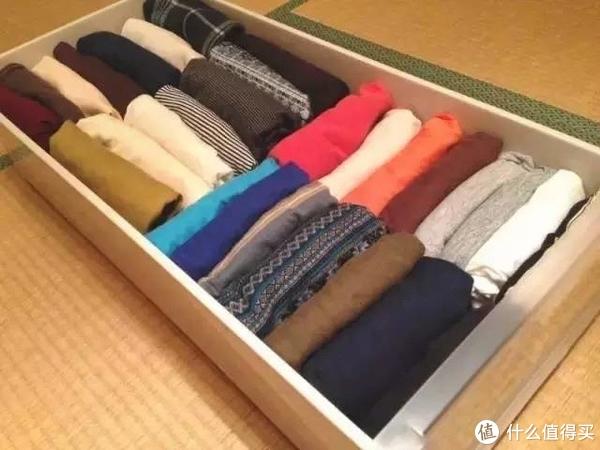 怎样收纳衣服才能保持衣服的质感?除了买买买,还能省省省,更能美美美!