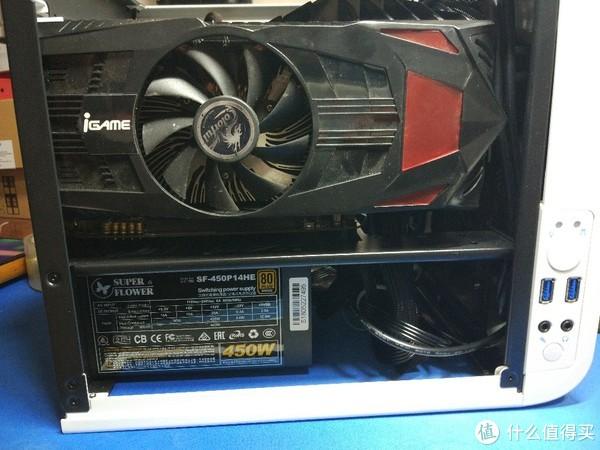 SUPER FLOWER 振华 额定450W 铜皇450W 电源 开箱+简单上机!