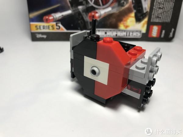 LEGO 乐高 迷你战队系列 75194 第一秩序TIE钛战机
