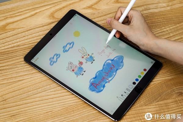 变身画画小能手?Apple 苹果 iPad Pro 10.5寸 使用感受分享