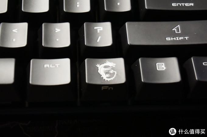 入门级RGB机械键盘——微星GK50 RGB黑轴机械键盘使用评价