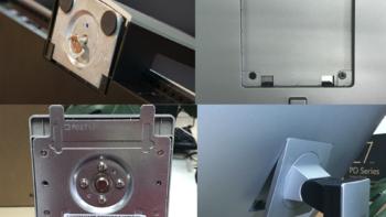 明基 PD2710QC IPS显示器安装过程(支架|主体)