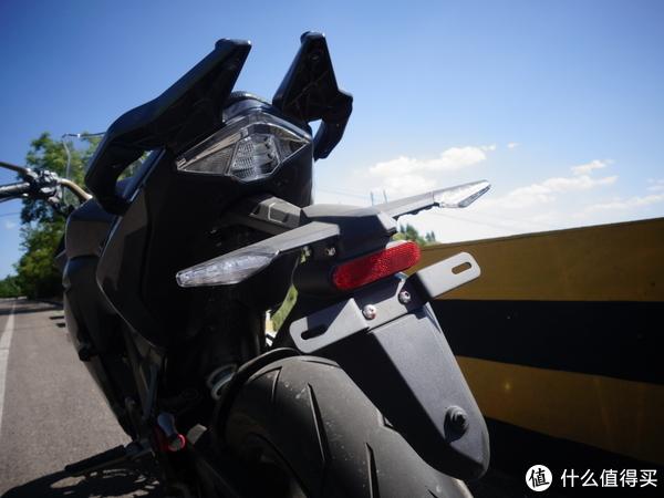 国产摩托车的努力:升仕 310x 使用体验