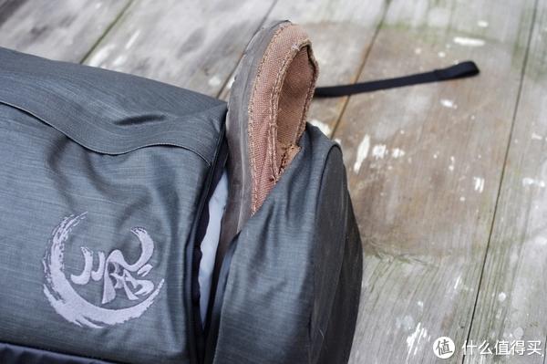 城市向设计—KAILAS 凯乐石 Beatles 甲壳虫 背包 使用体验