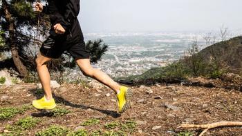 Arcteryx 始祖鸟男款长距离越野跑鞋开箱测评(平路|上坡|下坡)