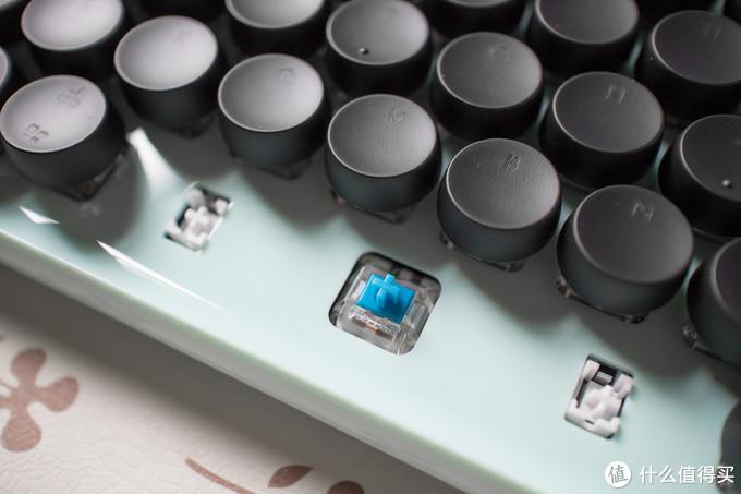 小清新——京造JZJP01蓝牙机械键盘