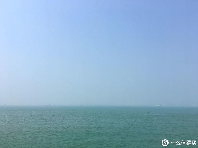 海上起了雾