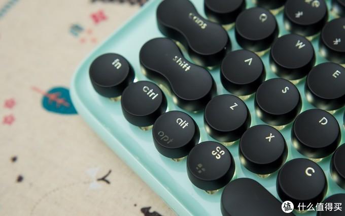 小姐姐的挚爱——京造 JZJP01 蓝牙机械键盘开箱测评