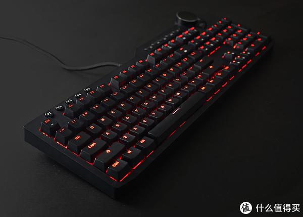 腹灵S198 RGB机械键盘拆解评测