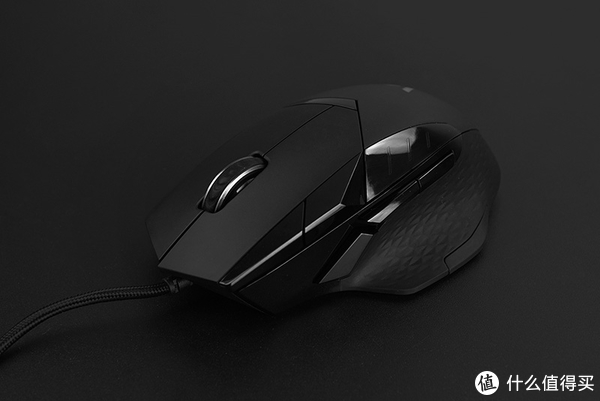 雷柏VT300游戏鼠标拆解评测
