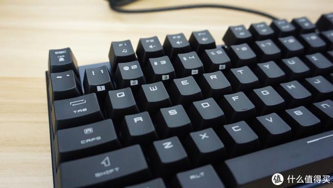 真龙出海,电竞铸魂--微星Vigor GK50 RGB电竞机械键盘