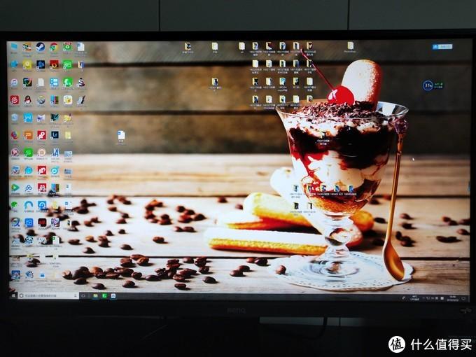 大屏 4K HDR该有的都有了—BenQ 明基 EW3270U 显示器 使用体验