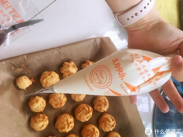 吃货小白零基础学烘焙 篇三:在家也能做出酥酥脆脆的小泡芙