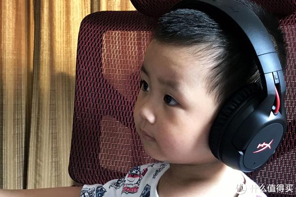 电竞无线耳机体验 — Kingston 金士顿 Cloud Flight 无线耳机 简测