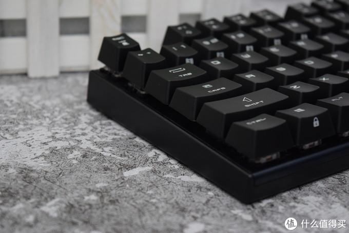 以巨龙之名,微星 VIGOR GK 50 RGB机械键盘开箱: