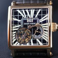 罗杰杜彼手表外观展示(表扣|指针|表盘|陀飞轮)