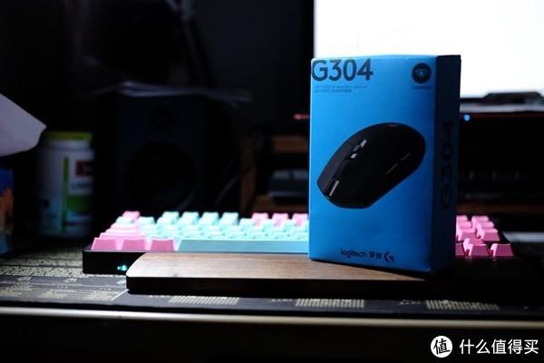 罗技G304无线游戏鼠标开箱晒单