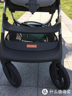奶爸当家—Stokke Scoot婴儿推车父子欢乐评测