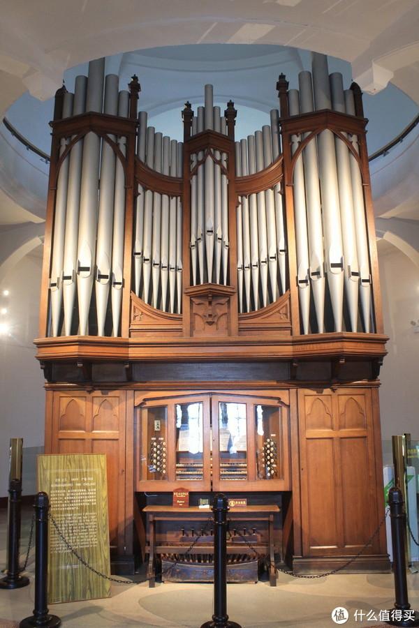 最大的一个风琴