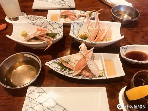 第一道菜 水煮螃蟹 可以给五星