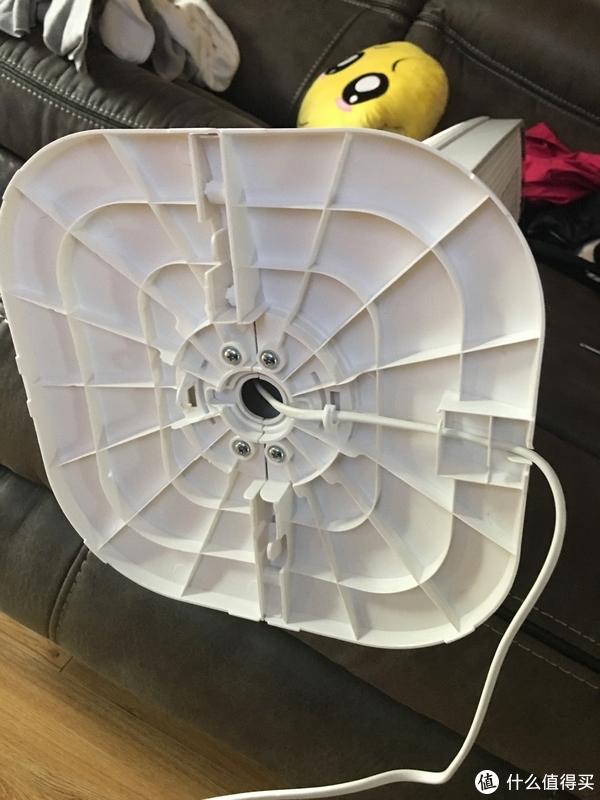 MIDEA 美的 FZ10-15BW 风扇简单开箱